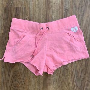 Victoria's Secret pajama shorts!